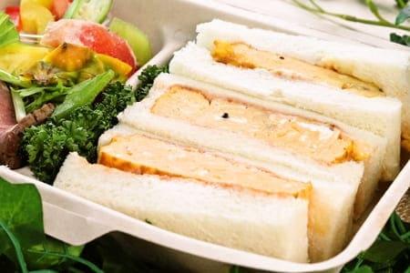 玉子サンドイメージ