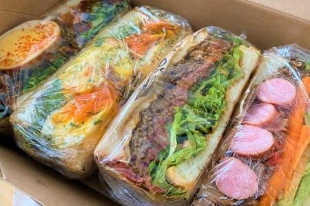 サンドイッチ4個セット