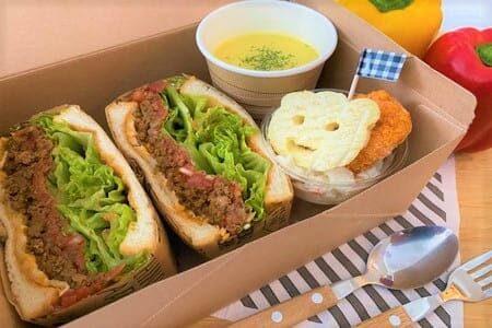 Merendaの新サンドイッチメニュー