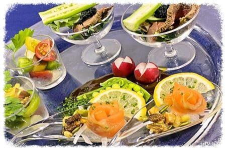 ご家庭で本格フルコース料理が楽しめるMerendaのコースプラン